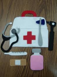 cute idea for quiet book page craft ideas pinterest doctors