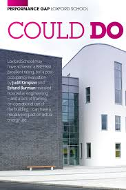 tm57 study cibse journal april 2015