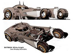 batman car drawing sean gordon murphy on twitter