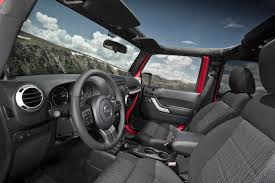 jeep interior 2011 jeep wrangler gets new interior autotribute