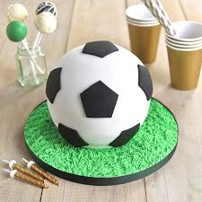 football cake football hemisphere cake recipes lakeland