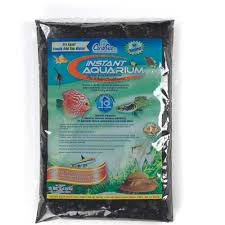 aquarium substrate for marine aquariums caribsea instant aquarium