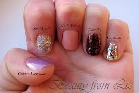 beauty from liz review nyx girls nail polishes