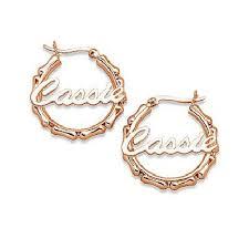 name plated earrings 53 hoop earrings gold tone pharaoh fabulous hoop