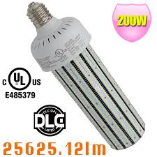 fcc compliant led lights ul fcc saa ce rohs mercury vapor led replacement 200w bulb light