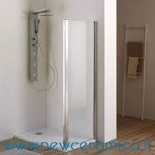 parete fissa doccia fissa blady fix box doccia ferbox in cristallo