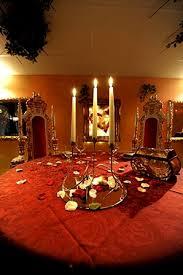 sorprese con candele renoir romantico ristorante a lume di candela a per cena a