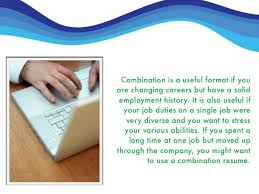 Changing Careers Resume How To Write An Excellent Resume