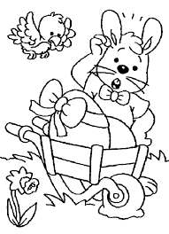 rabbit coloring pages 2 coloring pages print