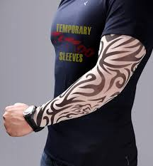 best cool tribal sleeve tattoos design idea for men and women