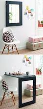 Folding Dining Table For Small Space Best 25 Space Saving Dining Table Ideas On Pinterest Space