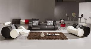 Living Room Furniture North Carolina by 3088 Modern Black Living Room Furniture