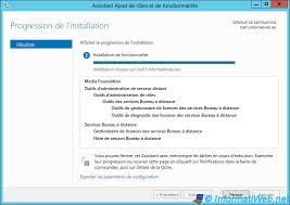 installer bureau à distance windows server 2012 tse remoteapp sur plusieurs serveurs