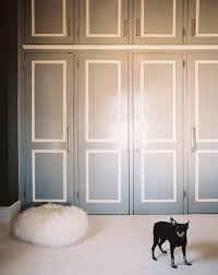 Wall To Wall Closet Doors Bifold Closet Doors Photos Design Ideas Remodel And Decor Lonny