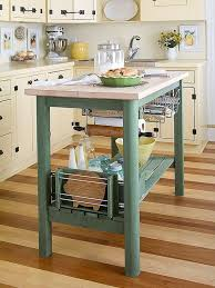 how to make a small kitchen island 20 cool kitchen island ideas