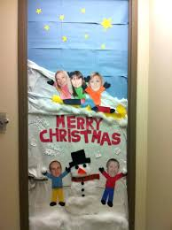Simple Office Christmas Decorations - office door christmas decorations christmas office door