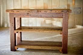 Rustic Vanity Table Reclaimed Wood Farm Table And Vanity Reclaimed Wood Farm Table