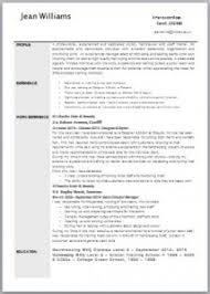 it cv free targeted cv template zone jobfox uk