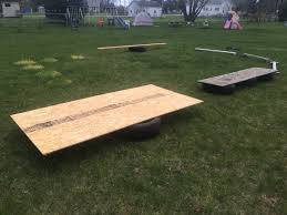 homemade backyard adultskids obstacle course spartan race images