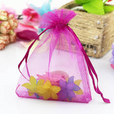 organza gift bags online shop free shipping 100pcs 5x7cm small organza gift bags