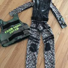 find more army halloween costume kids size 8 for sale at up to 90 off