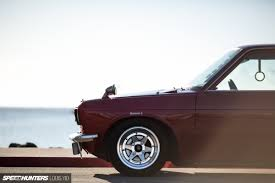 classic datsun 510 do it in a datsun a 510 with a side of boost speedhunters
