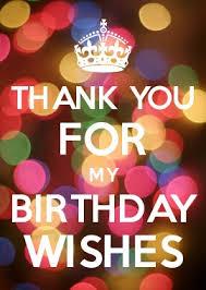 Happy Birthday Thank You Quotes Hqqjnjlg 270 380 Pixels Keep Calm Pinterest Birthdays