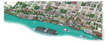 Savannah Map Behance