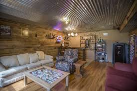 Rustic Basement Ideas by Rustic Basement Ceiling