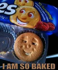 Biscuits Meme - baked biscuits