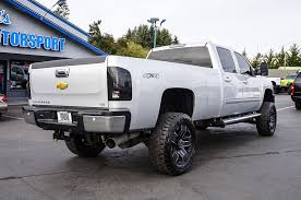 lifted 2013 chevrolet silverado 2500hd ltz 4x4 northwest motorsport