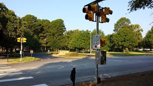 Solar Power Traffic Lights by Hawk Hybrid Pedestrian Crosswalk Pedestrian Crossing Systems