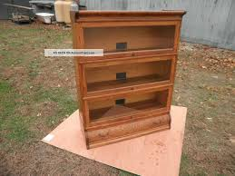 Sauder Barrister Bookcase by Wood Barrister Bookcase Thesecretconsul Com