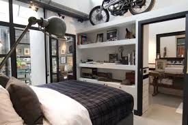 chambre style industrielle chambre style industriel avec idees chambre style industriel