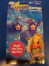 Hannah Montana Halloween Costume Hannah Montana Earrings Ebay