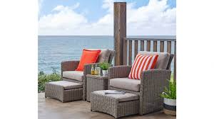Patio Furniture Rhode Island by Rhode Island 5 Piece Outdoor Balcony Setting Outdoor Lounges
