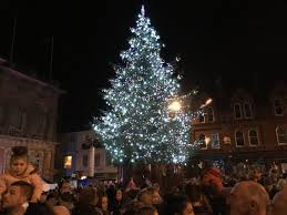 word on the street what did you think of the ipswich christmas
