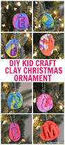 diy kid craft clay christmas ornaments balancing home with