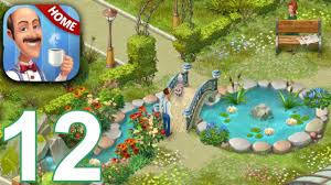homescapes story walkthrough gameplay part 12 day 12 ios