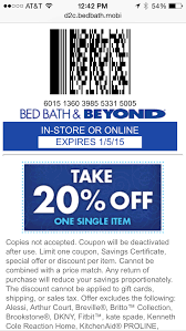 bed bath beyond 20 off bed bath and beyond coupon mobile white bed