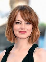 bob haircut for chubby face short hair for fat face hairstyle for women man