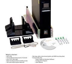 amazon com liebert gxt4 1000va 900w 120v online double conversion