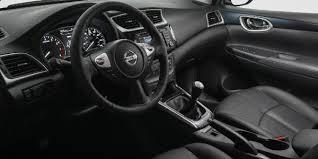 Nissan Sentra Interior 2017 Nissan Sentra Sr Turbo Power And Performance Specs