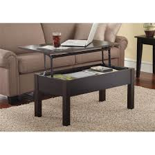 Coffee Lift Table Mainstays Lift Top Coffee Table Colors Walmart