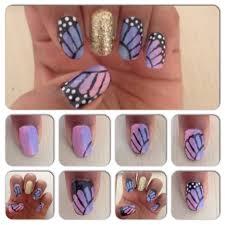 nail art fascinatingterfly nail art photos concept most stylish