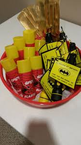 best 10 superhero party favors ideas on pinterest superhero