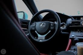 lexus rc f sedan improving on the is f sedan lexus brings out the rc f a fun