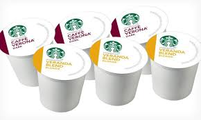 starbucks k cups 24 pack groupon goods