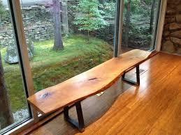 diy furniture with metal bench legs by matthew images amusing wood