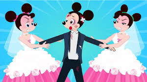 ᴴᴰ mickey mouse u0026 minnie mouse love story minnie abducted